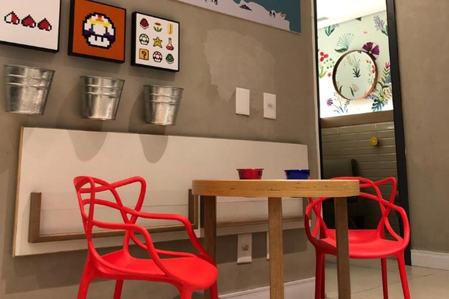 Center Shopping Uberlândia - Espaço Família